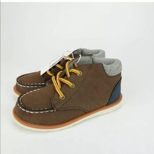 The Childrens Place Brown Boys Boots